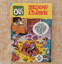 Mortadelo y Filemón, nº 205, Colección Olé, Editorial Bruguera, 3ª edición, 1985