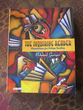 The Inquiring Reader : Foundations for College Reading by Garrigus (2000,...