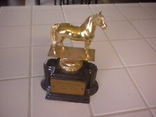 Vintage Dodge Inc.Trophy Stake Race Chowchilla Jr. Fair Horse Bakelite Cal.