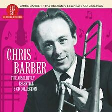 CHRIS BARBER - THE ABSOLUTELY ESSENTIAL - NEW 3CD SET