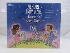 Men Are From Mars Women Are From Venus THE GAME New Old Stock SEALED