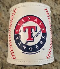 Texas Rangers Baseball MLB Can Cooler Beverage Koozie Coozie NWT NEW