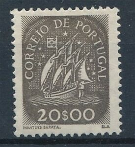 [39359] Portugal 1943 Good stamp Very Fine MH Value $140