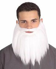"Rubie's Costume Co Beard & Mustache-8""-White Costume"