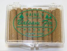 INCENSE REFILL 40 BALSAM FIR STICKS Paine's Christmas scent pine log