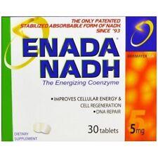 ENADA NADH 5 mg 30 Tablets