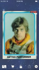 Topps Star Wars Digital Card Trader ESB Selects Gifted Performer Insert