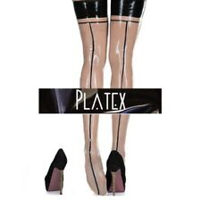 PLATEX Latex Rubber Gummi Stockings