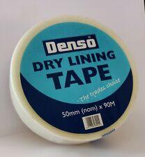 2 Rolls Denso DLT5090 Dry Lining Tape 50MM X 90M