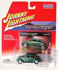 JOHNNY LIGHTNING R4 VOLKSWAGEN 1964 VOLKSWAGEN BEETLE CUSTOM w/ FLAMES #101-102