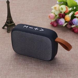 Bluetooth Speaker Wireless Waterproof Outdoor Stereo Bass USB/TF Radio