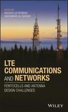 LTE Communications and Networks: Femtocells and Antenna Design Challenges: New