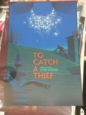 To Catch a Thief - Limited Edition Screen Print by Laurent Duriuex Mondo