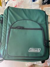 Coleman Picnic Backpack with service for 4