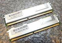 4GB Kit SUN 371-3068-01 PC2-5300F DDR2 2Rx4 FBDIMM ECC Server Memory RAM X6381A