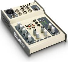 LD-Systems LAX502 5 Kanal Mischpult mit Phantomspeisung LAX 502 Mixer LDLAX502