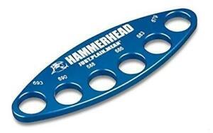 Hammerhead Paintball Gauge Sizer