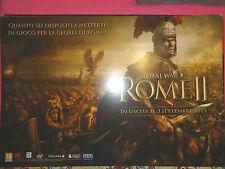 Poster CARTONATO DURO Total War Rome II Cartone Duro 1 METRO LARGO! Alto 1 Cm!