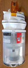 GENUINE DYSON DC14 VACUUM WHITE CYCLONE & DUST BIN ASSEMBLY - 908658 - USED