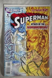 DC Comics Superman (The New 52) Issue#5