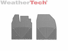 WeatherTech All Weather Floor Mats for Ford Edge/Lincoln MKX - 1st Row - Grey
