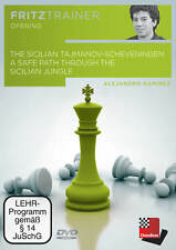 The Sicilian Tajmanov-Scheveningen - Alejandro Ramirez Chess Software