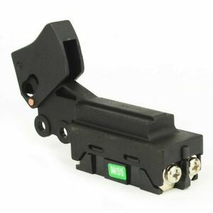 Trigger Switch 24/12A-125/250V for Makita 651172-0, 651121-7, 651168-1
