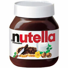 Ferrero NUTELLA Hazelnut Chocolate Bread Spread 290gram 10.25oz FREE SHIPPING