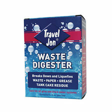 Century Chemical 19907-CD Travel Jon Waste Digester-8x2 oz. Packets