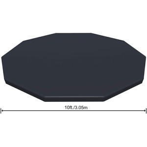 Bestway 58036 top telo di copertura copripiscina per piscina Ø cm 305con telaio
