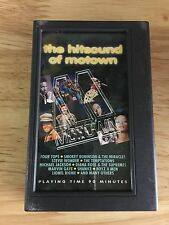 DCC Digital Compact Cassette The Hitsound of Motown