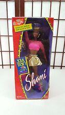 Shani Soul Train Asha  AFRICAN AMERICAN PRINCESS DOLL BARBIE OLMEC TOYS