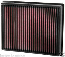 K&N SPORTS AIR FILTER TO FIT MONDEO MK5 2014 - 2016