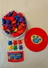 Learning Resources Math Counting Bears Complete Set of 102