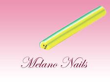 FIMO STANGE 5 cm Früchte Nail Art Wassermelone Gelb