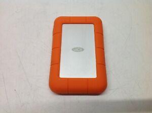 [C] Lacie 2TB Rugged Thunderbolt Portable Hard Drive HDD USB3.0 Desktop MAC PC