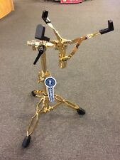 DW Drum Workshop 9300G 24K GOLD Snare Drum Stand. Perfect for your R30 or R40
