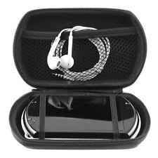 Negro EVA Dura Funda Carcasa Para Sony PSP Go! Juegos Consola
