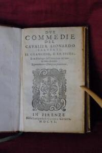 Due commedie del cavalier ... il granchio e la spina. E un dialogo dell'amicizia