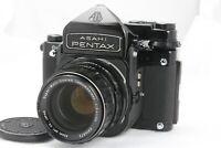 [NEAR MINT+++] Pentax 6x7 67 TTL Mirror Up w/ SMC Takumar 105mm f2.4 from Japan