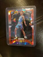 2019-20 Prizm Darius Bazley Red Cracked Ice Rookie RC OKC Thunder