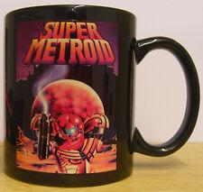 Super Metroid - Kaffeetasse Tasse - Retro Gaming - SNES NES - Nintendo - Samus