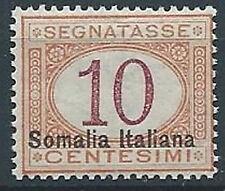 1920 SOMALIA SEGNATASSE 10 CENT MNH ** - ED217-2