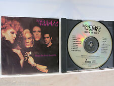 CRAMPS - Songs The Lord Taught Us  18 Track CD IRS