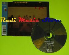 CD Singolo SUPERMODEL 34 1995 England FIRE RECORDS BLAZE 104CD  mc dvd (S8)
