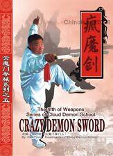 Cloud Demo 00004000 n School Crazy Demon Sword (FengMo Sword) by Han Yiling Dvd