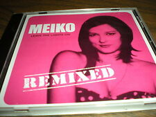 Meiko Leave the Lights On remixed CD5 Morgan Page Crystal Method 7 tracks