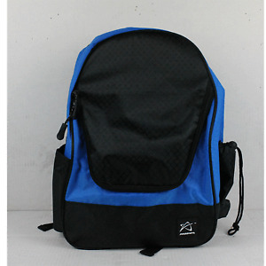 BLEMISHED Prodigy Disc Golf Bag BP-4 Backpack Blue Holds up to 18 Discs