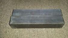 "20 TON STEEL SHOP PRESS BED PLATES Parallels, H-Frame Arbor  2""X2""X11"" Set USA"