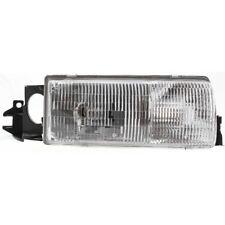 Head Light For 1991-1996 Chevrolet Caprice Roadmaster Passenger Side 16519236
